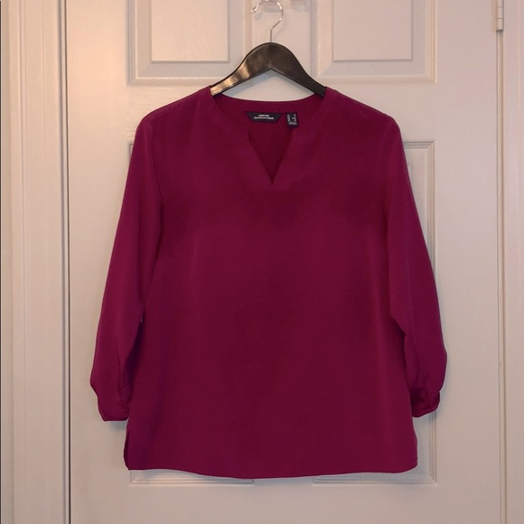 Pink Lands End tunic